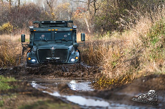 MRAP Training Mud MaxxPro