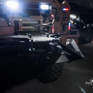 SWAT MRAP Breeching Ram