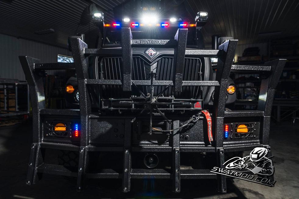 SWAT MRAP Bumper