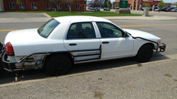 Police Pit Car