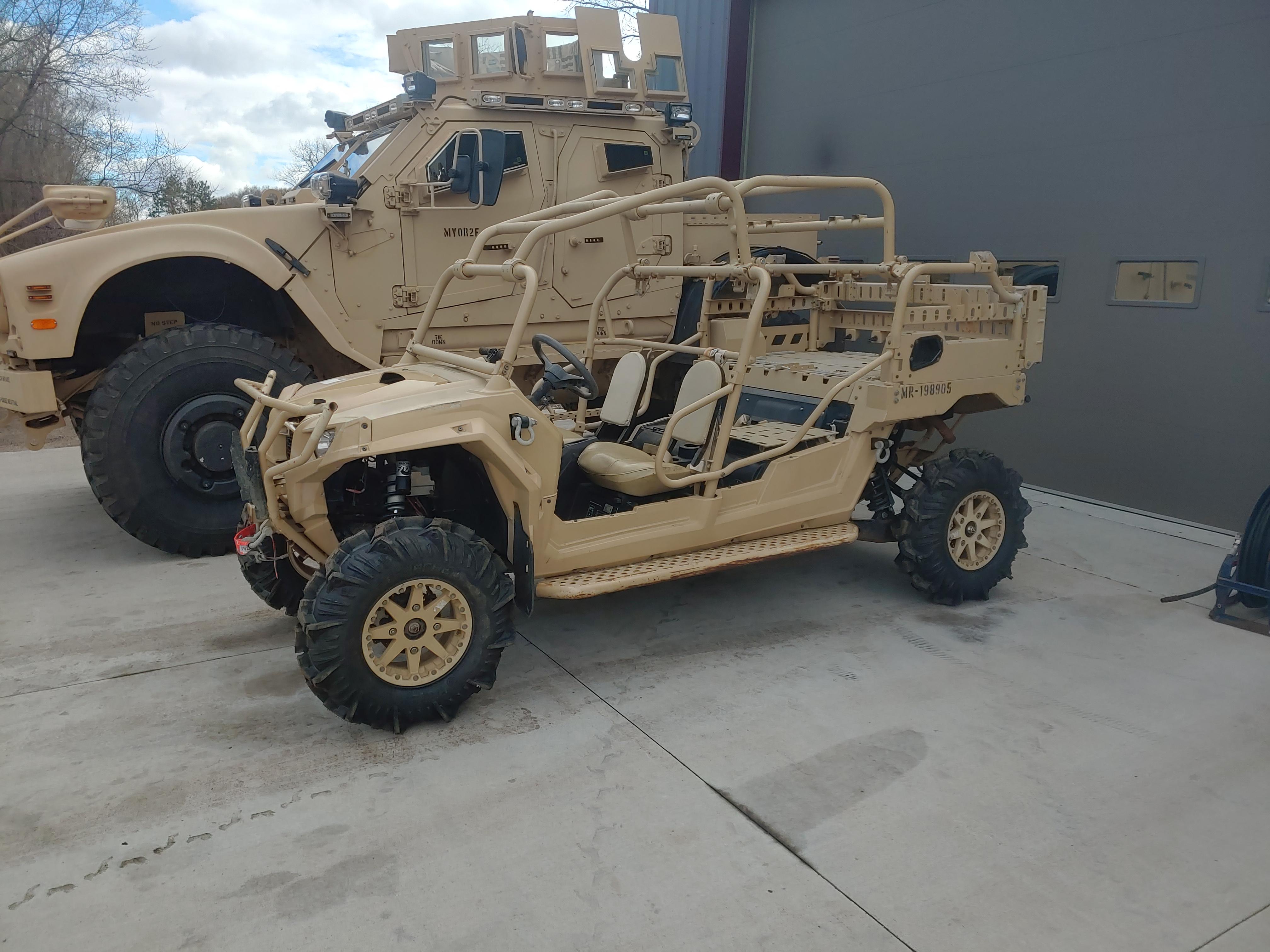 SWAT MRZR