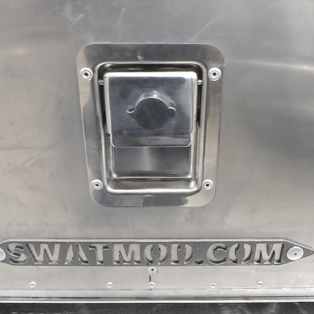 Squad Car Scale Storage System