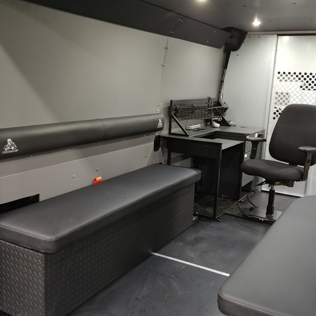 SWAT Mobile Command Center