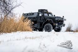 Winter MRAP Training