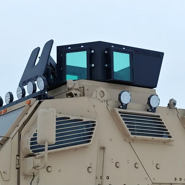 SWAT MRAP Turret