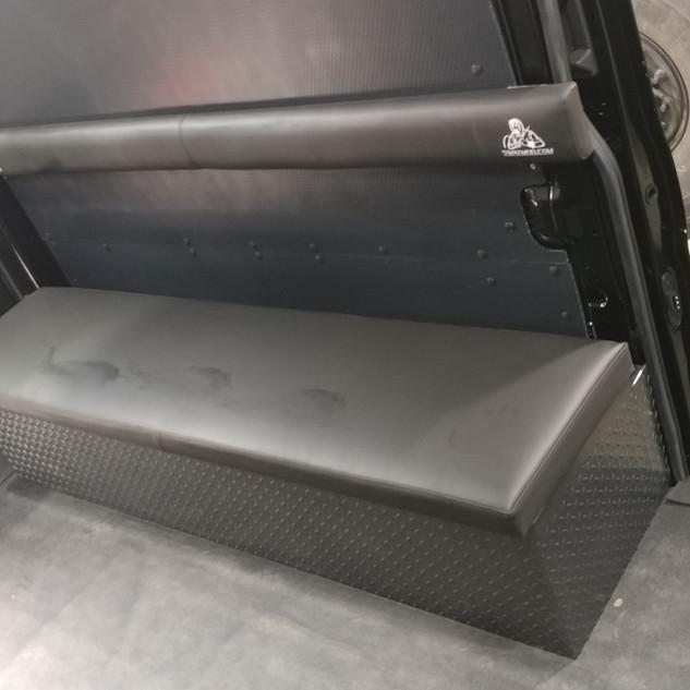 SWAT Vehicle Bench Seating