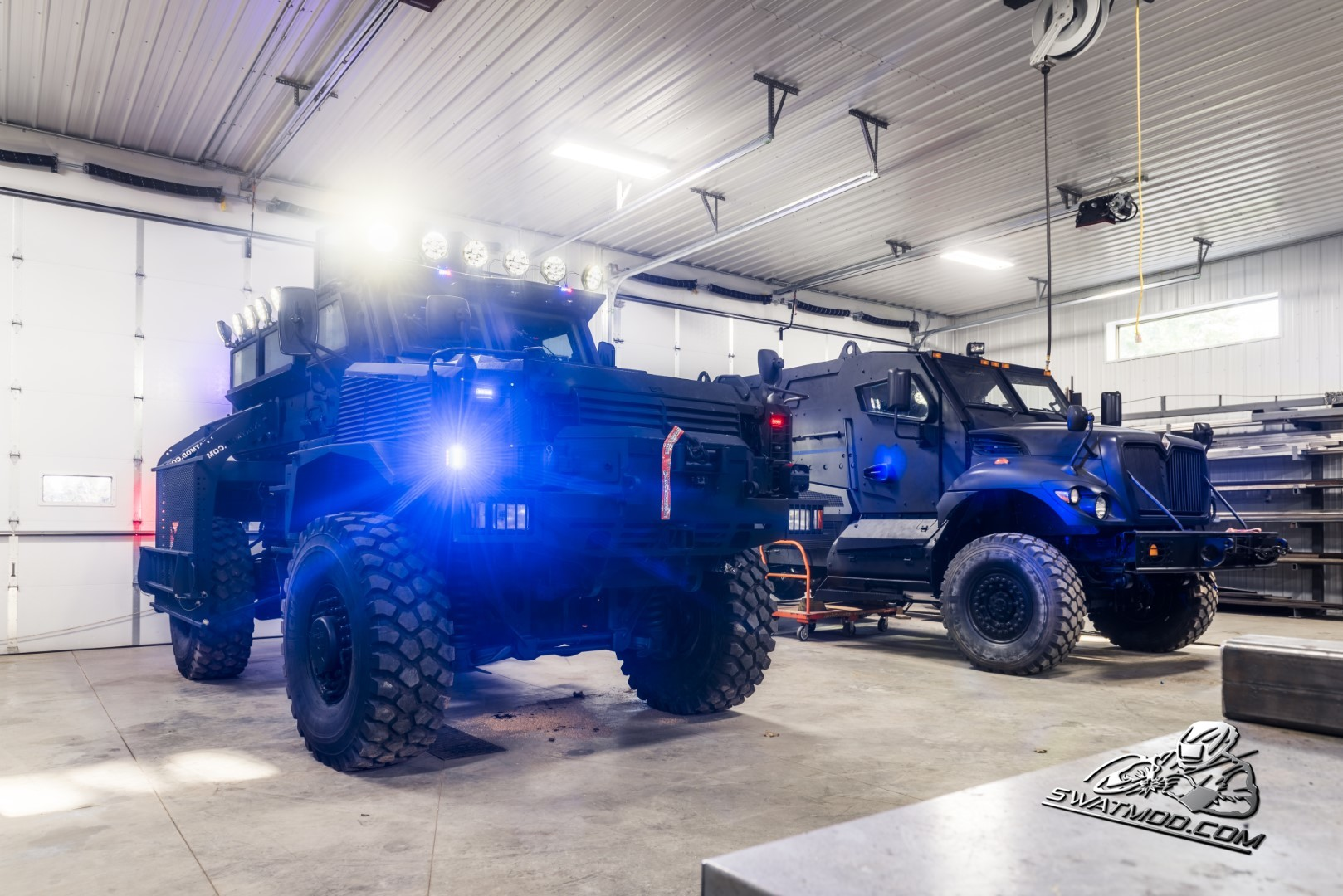 Law Enforcement RG 31 MRAP