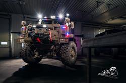 Law Enforcement RG 31 MRAP