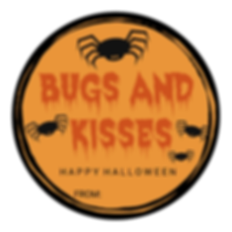 Halloween Bugs and Kisses Label BLK.png