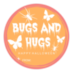Halloween Bugs and Hugs Label WHT.png