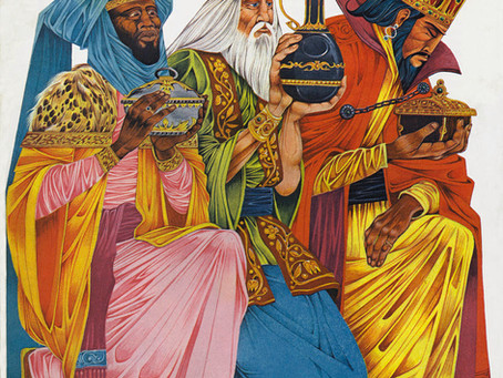Epiphany, the Feast of The Three Kings (Wise Men)