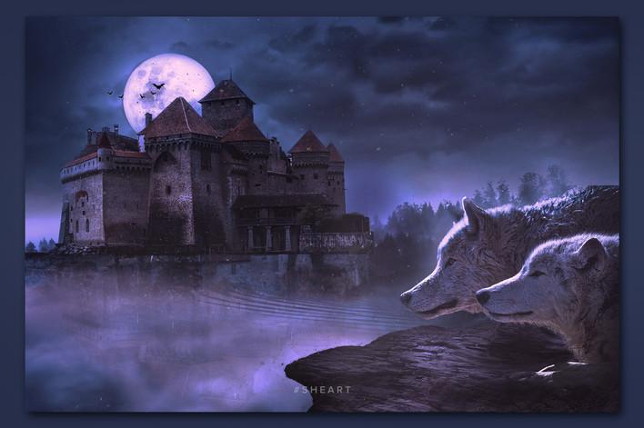Fantasy Art Photo Manipulation