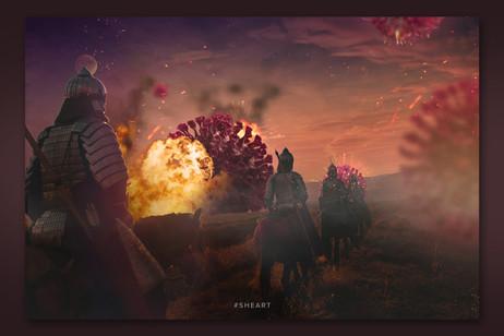 Corona Image Manipulation