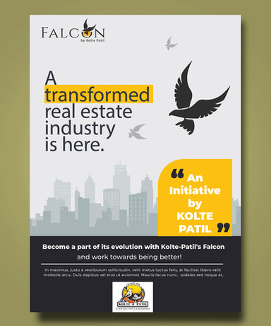 Launch Creatice for their loyalty program called falcon