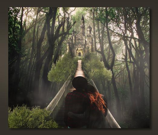 Dream Palace Image Manipulation