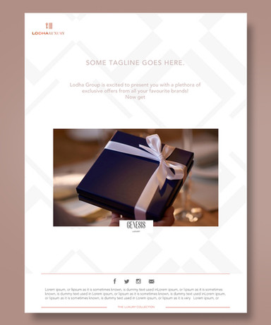 Emailer Design