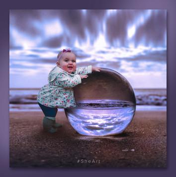 baby photo manipulation