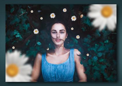 Flower Image Manipulation