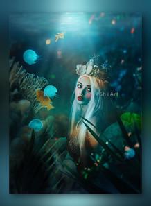 Mermaid Image Manipulation