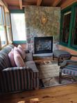 Moose Cabin Porch