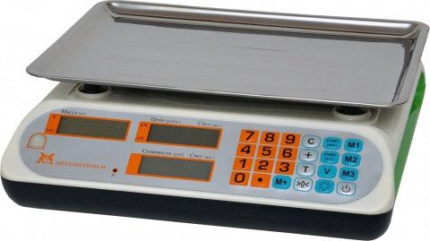 Весы торговые ВР 4900-12