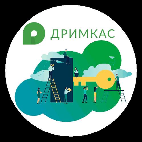 Дримкас Ключ. Тариф «Базовый» — Подписка на 12 месяцев