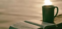 Copy of bible and coffee - aaron-burden-