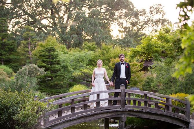 Jennifer & Kyle | Hakone Gardens, Saratoga Ca