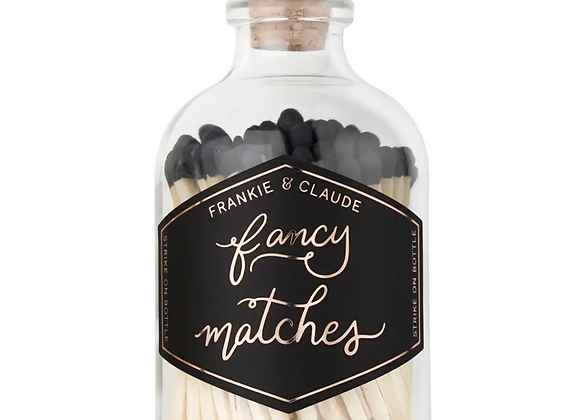 Fancy Matches | Petite Bottle