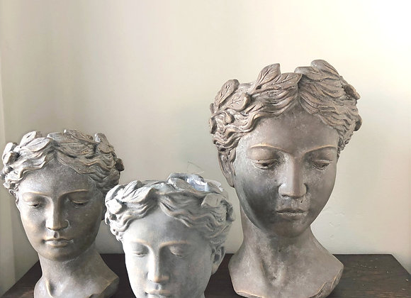 Lady Head Pots