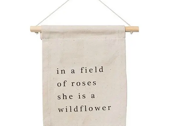 Banner | In a Field of Roses