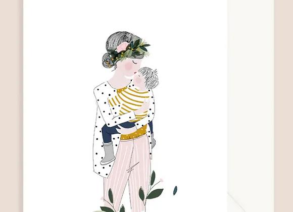 Card | Marcel & Momma