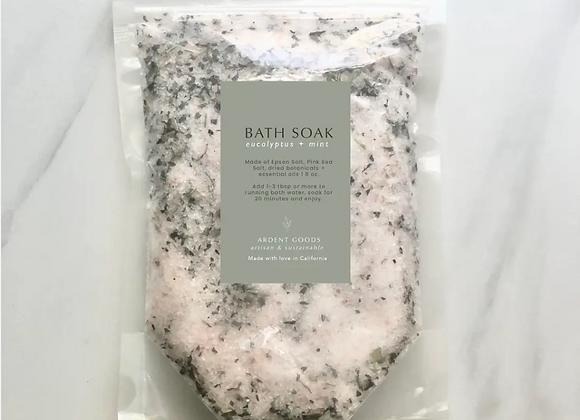 Eucalyptus Mint Bath Soak