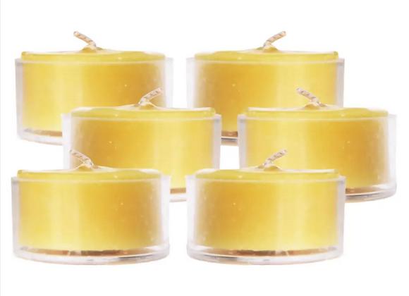 Beeswax Tea Lights