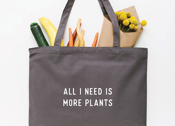 Tote | More Plants