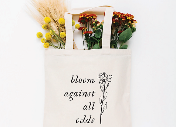 Tote | Bloom Against All Odds