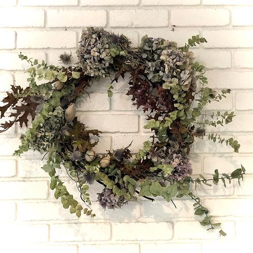 Natural Vine Wreath