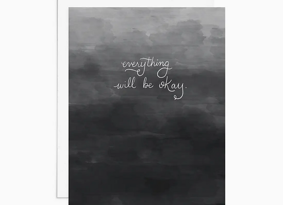 Cards | Everything Will Be Okay