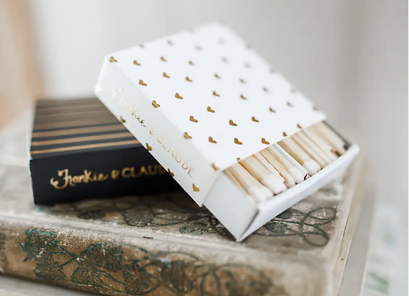 Fancy Matches | Small Box