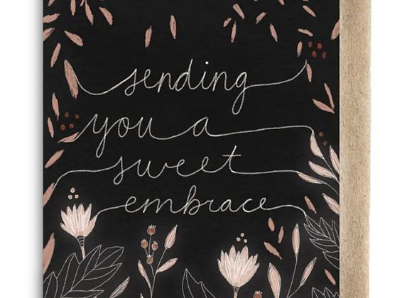 Card | Sending you a Sweet Embrace