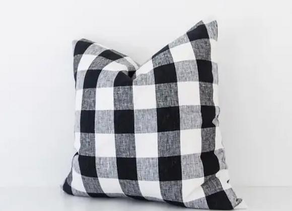 Throw Pillow | Buffalo Check