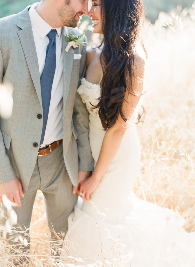 Christine & Jake | Contento Vineyard, Hopland