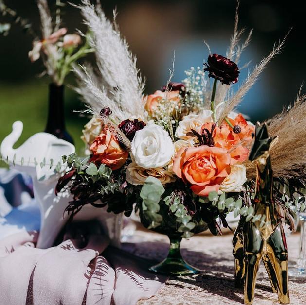 Boho Zoo Wedding Inspiration