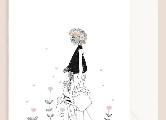 Card   Lovely Mummy