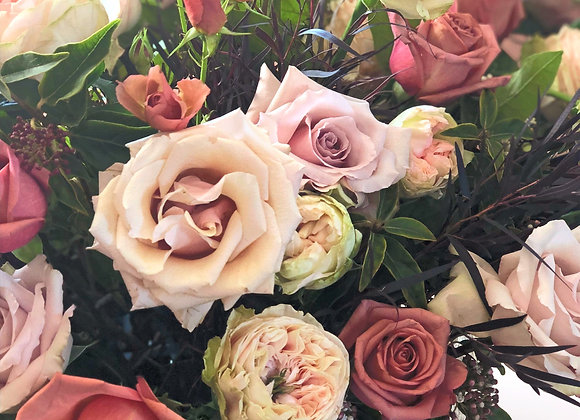 Mother's Day Over the Top Roses