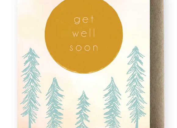 Card | Get Well Soon