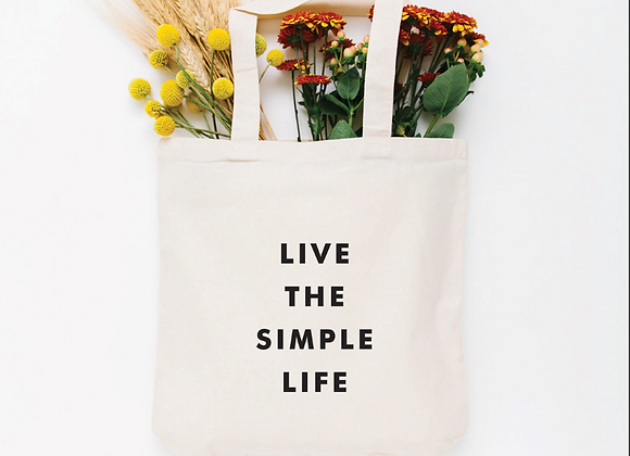 Tote | Live Simply