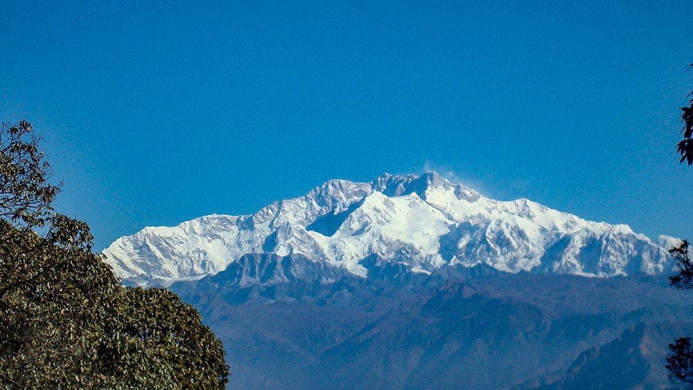Kanchenjungha from Chintafu Nepal