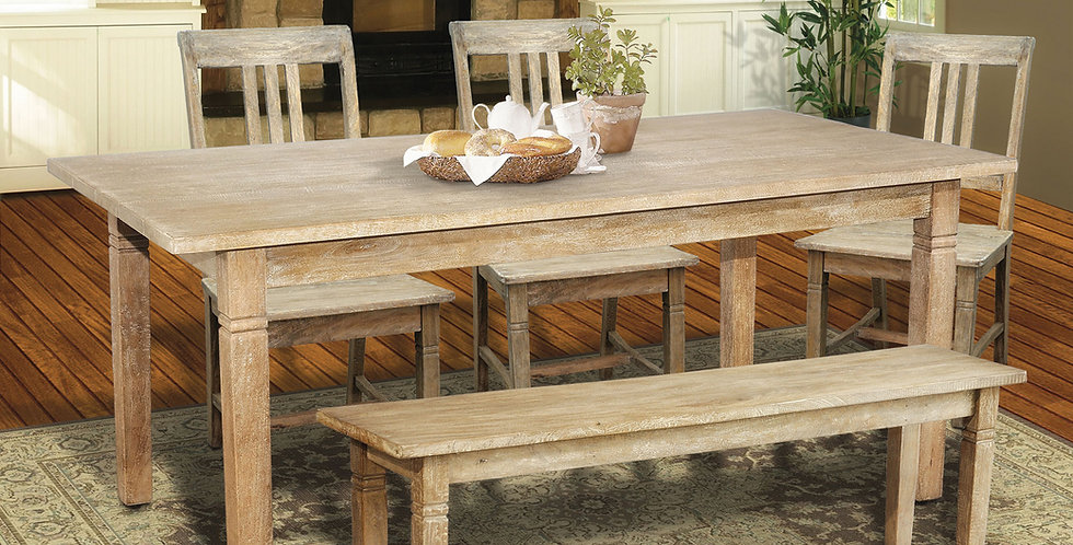 MAH465 - Sonora Dining Table 6ft