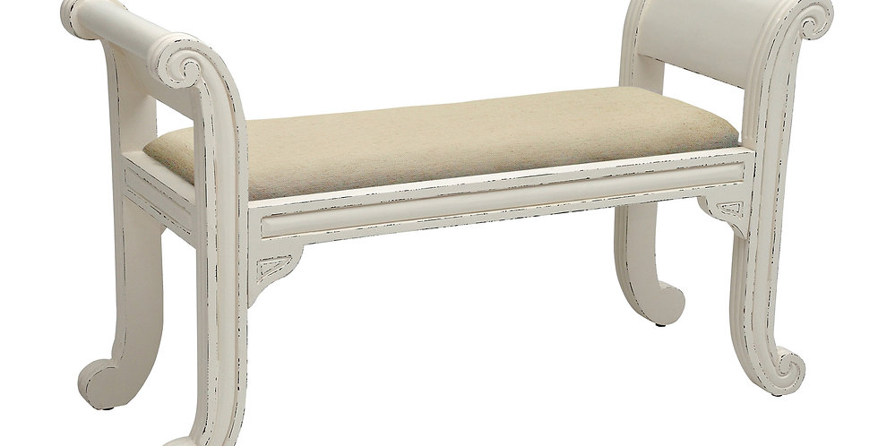 MAH292 - Marie Antoinette Bench